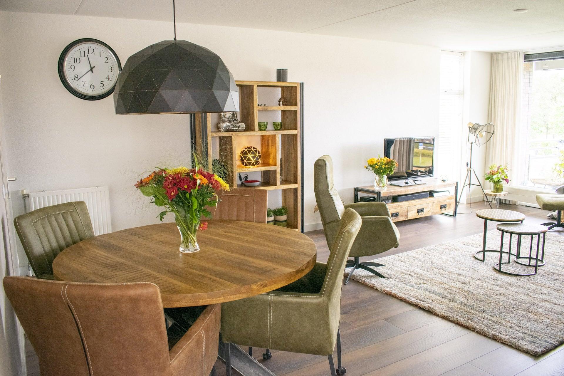 Complete Woon Eetkamer.Ons Gerealiseerd Werk Hummel Wonen Haulerwijk